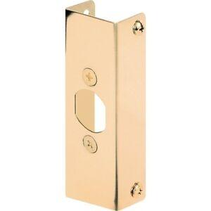 Prime Line Products U 9566 Door Edge Reinforcer 1 3 8