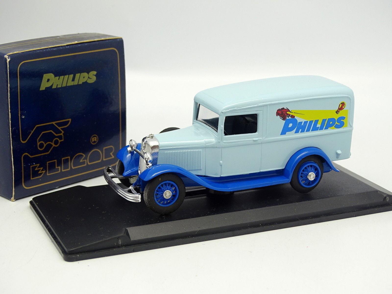 Eligor 1 43 - Ford V8 Van   Wagon Philips