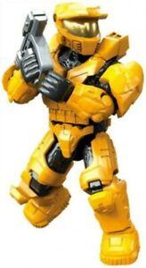 Mega Bloks Construx Halo Clash on the Ring Series Orange Covenant Grunt Figure