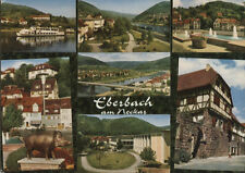 Alte Postkarte - Impressionen von Eberbach am Neckar