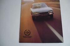 CITROËN CX 1975 ( CATALOGUE GAMME )