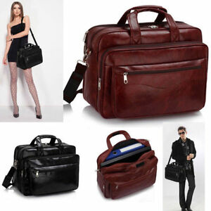 NEW-Pilot-Business-Executive-Briefcase-Laptop-Work-Bag-Shoulder-Messenger-Bags