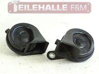 BMW E39 5er Hupe Signalhorn Fanfare Hochton Tiefton Bosch 8381271 8381272
