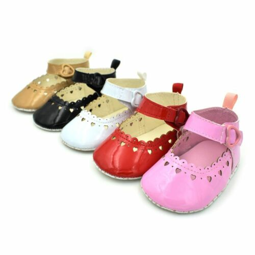 Comfy Newborn Soft Crib Casual Flats Girl Sandals Baby Toddler Shoes Hollow