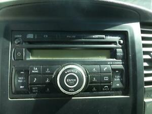 NISSAN-NAVARA-STEREO-RADIO-HEAD-UNIT-D40-VIN-VSK-6-STACK-CD-PLAYER-09-05-08-15