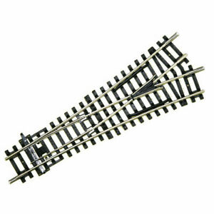 Hornby-R8076-Y-Points-Track-Pieces-Standard-Single-OO-Gauge-1-76-Scale