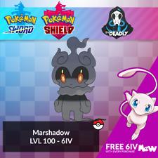 Pokemon Sword Shield | Marshadow + FREE MEW