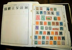 CatalinaStamps-Worldwide-Stamp-Collection-on-Album-Pages-6378-Stamps-D345