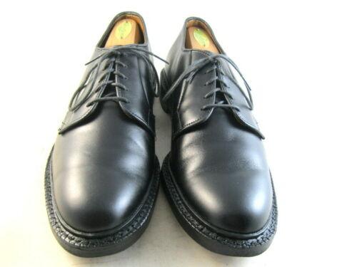 """Allen Edmonds  """"LEEDS"""" Oxfords 9 D Black  (18)"""