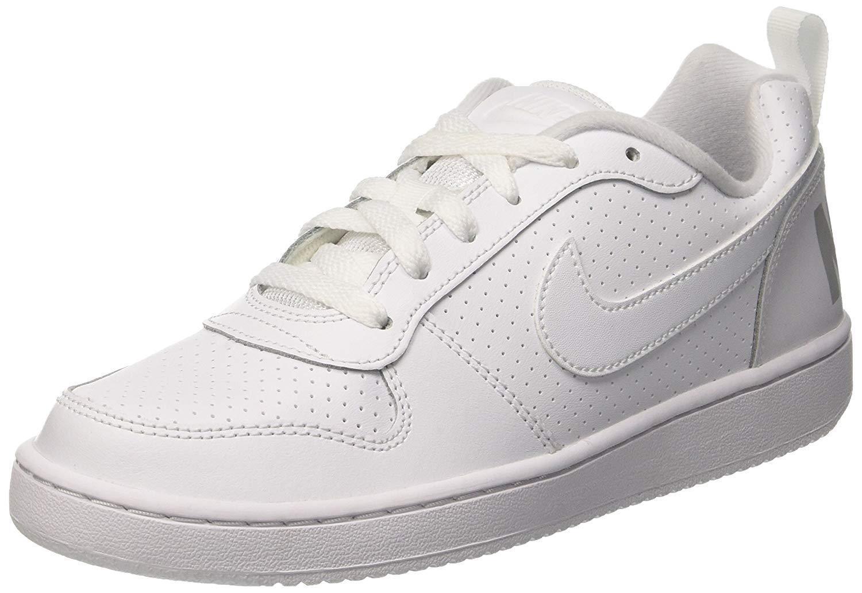 Nike court borugh low chaussures alte ginnastica unisex