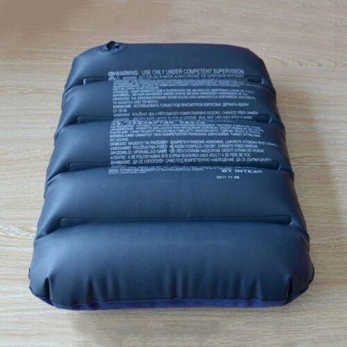 Aufblasbares Kissen Reisekissen Kopfkissen Sitzkissen Luftkissen Outdoor