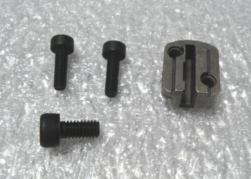 New Makita Blade Clamp Jigsaw 4326 4327 4328 4329 JV100D M4301 3 screws