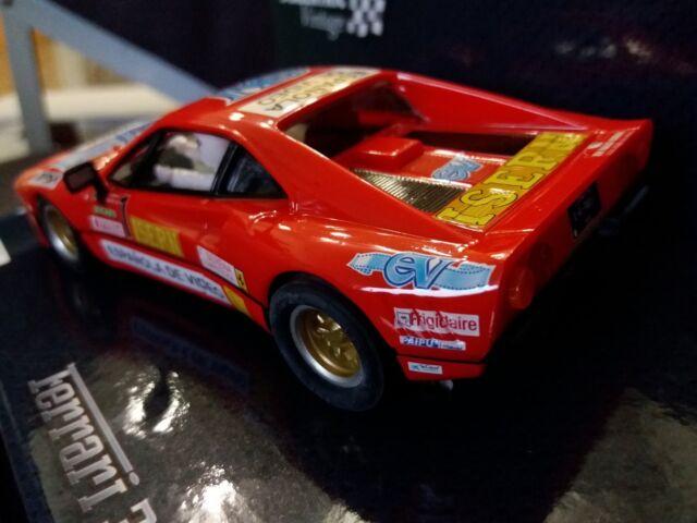 Scalextric Vintage Ferrari 308 GTB Antonio Zanini 1984