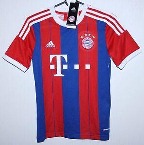 Bayern Munich Home Kids Football Kit