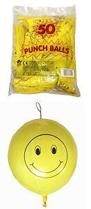 Grand-jaune-smiley-Punch-ballons