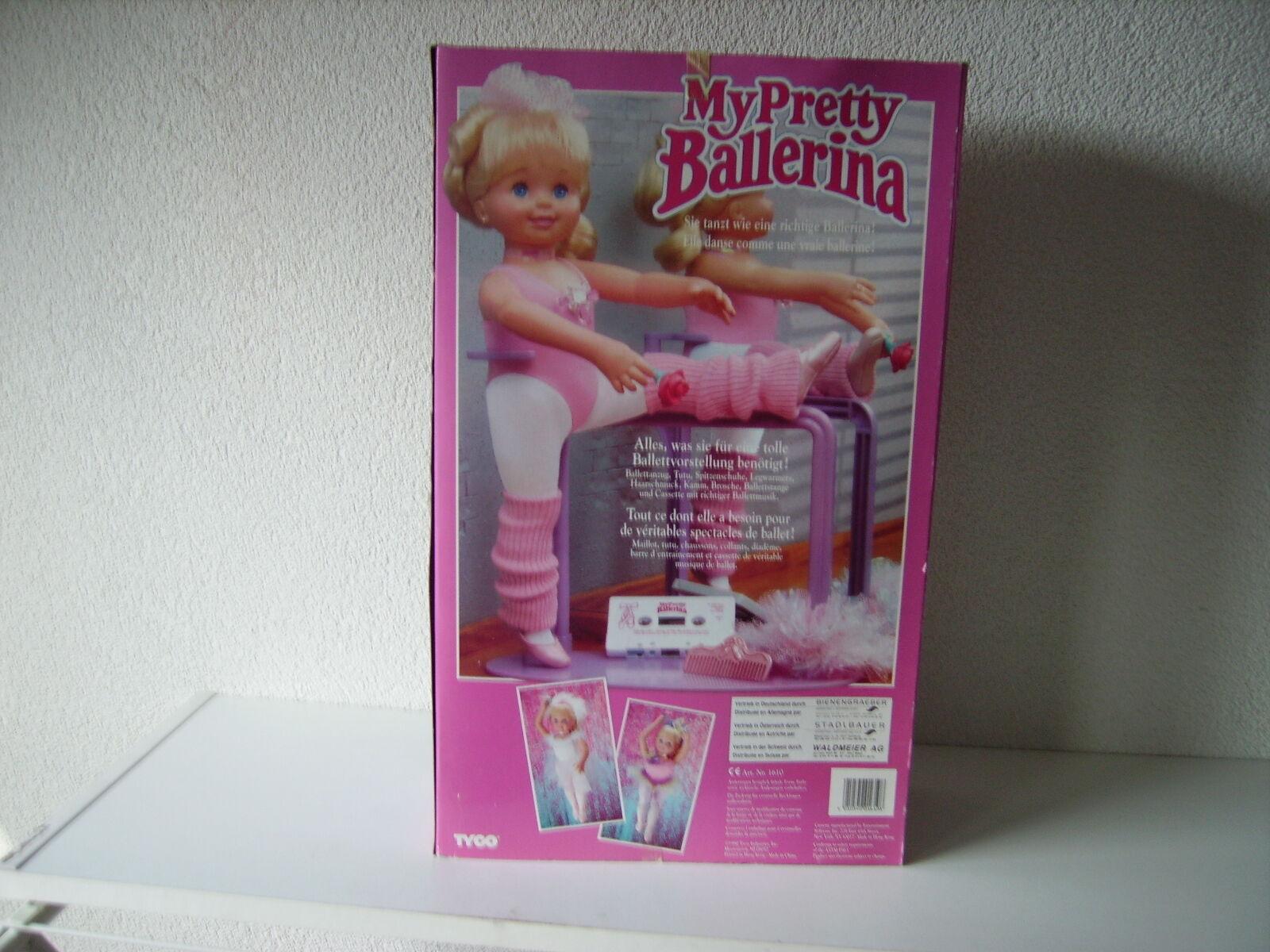 Pop van Tyco MyPretty Ballerina