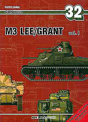 M3 LEE/GRANT VOL. 1 AJ PRESS GUNPOWER #32