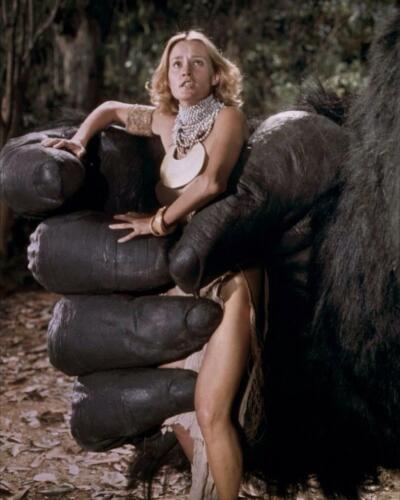 Actress Jessica Lange King Kong 8x10 Photo G-184