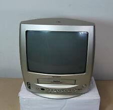 COMBO SAMSUNG TV + VIDEO VHS SAMSUNG CRYSTAL  ( GARANTIA 12 MESES )