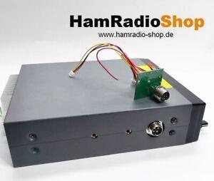 CRT-SS-6900-Mike-Prog-Modul-6pol-Mikrofonbuchse-mit-Programmier-Modul