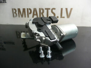 NEW-BMW-X6-E71-WINDSHIELD-WIPER-SYSTEM-MOTOR-FRONT-61617200510-NEXT-DAY-SHIPPING