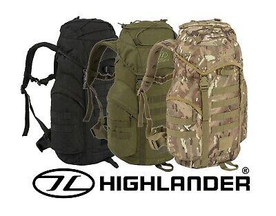 Highlander 33 MochilaMochila de las fuerzas militares varios colores 33 litros | eBay