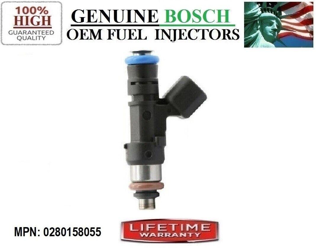 6x Fuel Injectors For Bosch Ford Explorer Ranger Mazda B4000 4.0L V6 0280158055