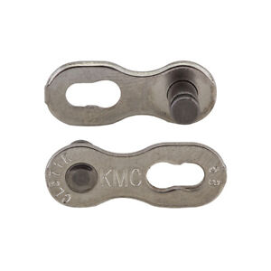 KMC Missing Link 7.1mm Reusable Bike Chain Link - Six Pack for KMC/SRAM Chains