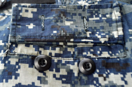 Short Cargo camouflage MWUPAT 6 poches Taille M EXCLU
