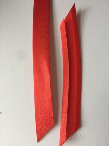 BUY 5 PACKS GET 1 PACK FREE ! Satin Bias Binding 15 mm Tape 1,5,10,25 metres