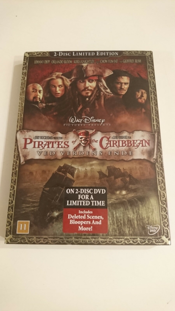 Pirates Of The Caribbean - Ved Verdens Ende, instruktør…