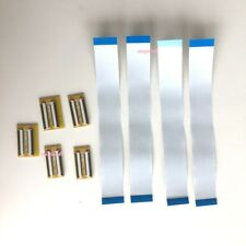 64Pin to 64Pin ZIF 0.5mm Extension Connector Adapter Flat Cable FFC FPC Extend