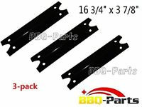 Bbq-parts Ppg311 (3-pack) Bbq Gas Grill Heat Plate Porcelain Steel Heat Plate, H on sale
