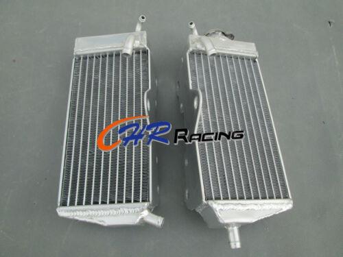 R/&L ALUMINUM ALLOY RADIATOR FOR HONDA CR125 CR125R 1987 1988 CR 125