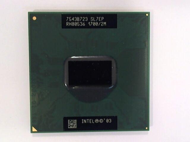 Intel Pentium M 735, Socket 479, FSB 400, 1.7 GHz, 2 MB L2, SL7EP, Dothan, NEU