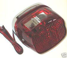NOS OEM Harley Brake Light 73-98 Ironhead Evo Sportster Shovelhead FL FX XL