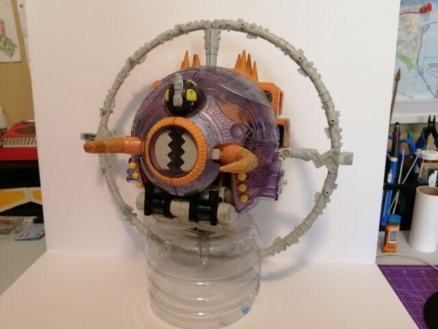 Transformers Armada Supreme Class Unicron 2003