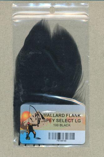 black Mallard spey select