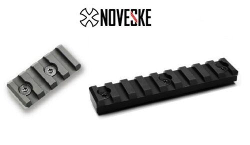 Noveske NSR Keymod 1913 Picatinny Rail-4 Slot or 9 Slot-Black