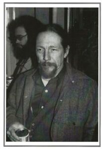 GARY-SNYDER-SHIPPENSBURG-PA-MARCH-1-1978-BEAT-WRITERS-PHOTO-POSTCARD-48