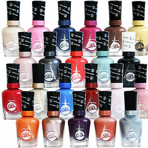 sally hansen miracle gel nagellack top coat ohne uv licht. Black Bedroom Furniture Sets. Home Design Ideas