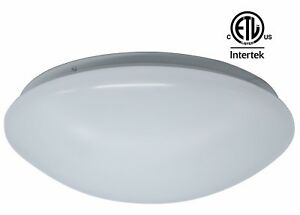 Facon cetl listed led contemporary flush mount ceiling light 4000k image is loading facon cetl listed led contemporary flush mount ceiling aloadofball Gallery