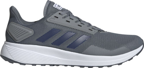 Grey adidas Duramo 9 Mens Running Shoes