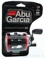 Abu Garcia Ambassadeur Sx Bait Casting Fishing Reel