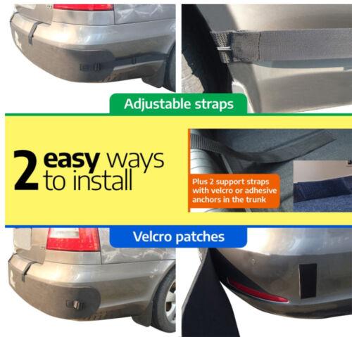 Car Rear Bumper Guard Full Protect Compatible to Mitsubishi