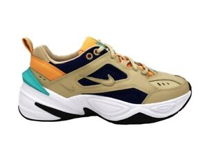 Details about Nike Sneakers w m2k Tekno Beige-Blue-Orange ao3108-204- show  original title