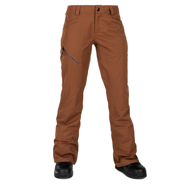 Volkom Girl 2020 snowboard Shirley pantalones de cobre
