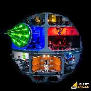 Light My Bricks Lighting Kit for Lego Star Wars UCS Death Star 75159