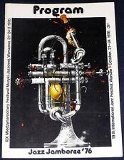 Jazz Jamboree 1976 - Gil Evans - Benny Goodman - Muddy Waters