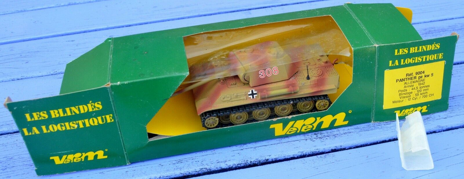 Verem panther ausf g pzkpfw v -308 missing lynx, 12e panzer ss hitler jugend, 1 50